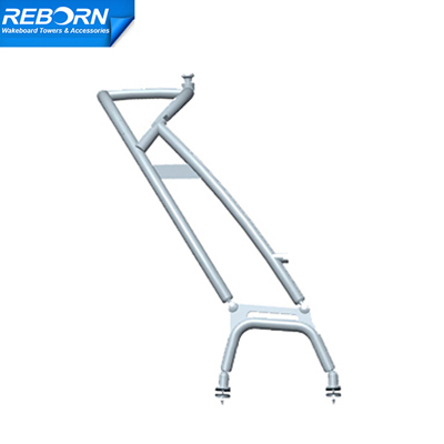 Reborn LaunchX Wakeboard Tower Polished